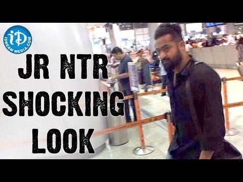 Jr NTR Shocking Look
