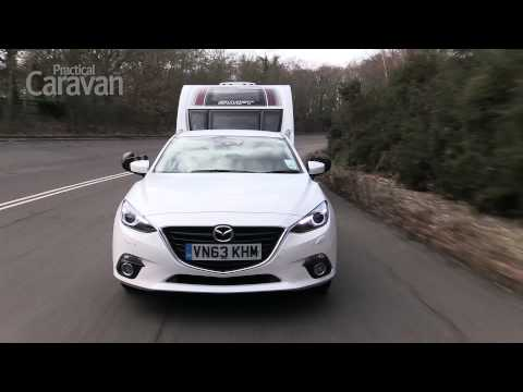 Mazda 3 tow car review