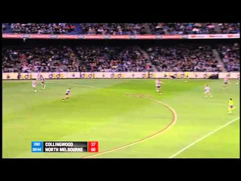 Cloke And Dawes Miss The Mark - AFL