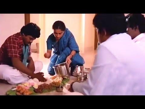 Video மாமா அரிசி பிரியாணி அரிசியா ரொம்ப ருசியா இருக்கு || Ramarajan Eating Food Comedy || கவுண்டமணி download in MP3, 3GP, MP4, WEBM, AVI, FLV January 2017