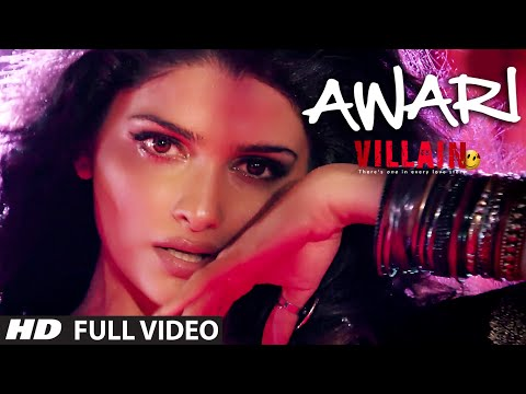 Awari Full Video Song - Ek Villain - Sidharth Malhotra...