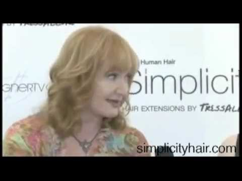 Vivienne Mackinder, Founder hairdesignertv provides her insight on hair extensions