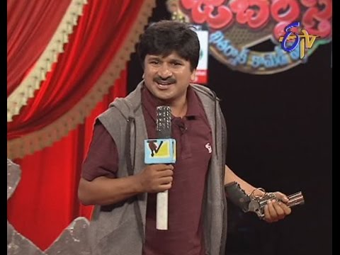 Jabardasth - ????????? - Rocket Raghava Performance on 31st July 2014 01 August 2014 08 AM