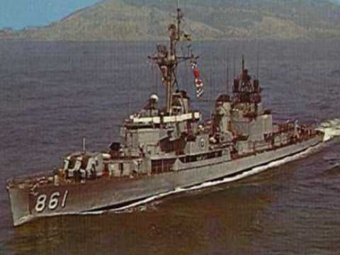 USNM Interview of Robert Payne Memories of the USS Harwood 1966 to 1968