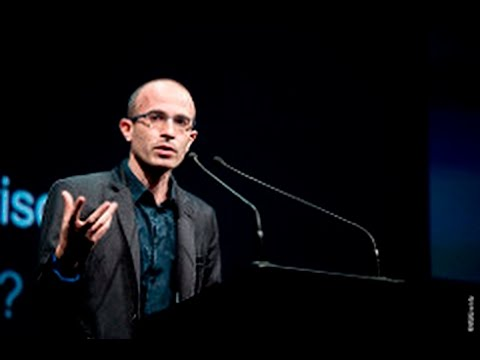 How Sapiens Conquered the World - Yuval Harari, at USI