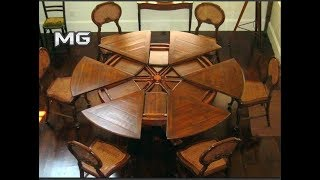 Video INCREDIBLE AND AMAZING EXPANDING Furniture compilation MP3, 3GP, MP4, WEBM, AVI, FLV Juli 2018