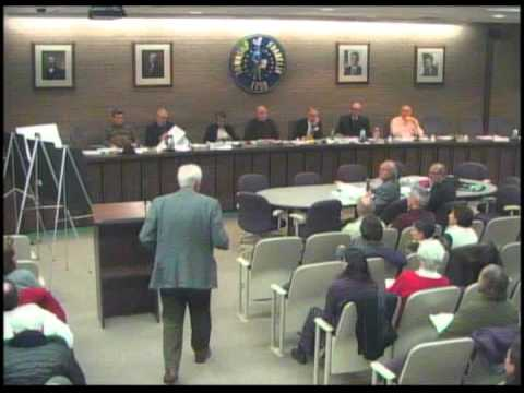 Franklin Township NJ (Somerset County) January 8th, 2015 Board of Adjustment Meeting
