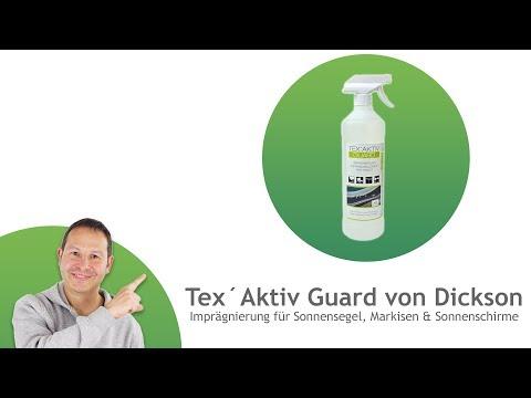 1l Imprägniermittel für Sonnensegel, Markisen und Sonnenschirme - Tex´Aktiv Guard von Dickson
