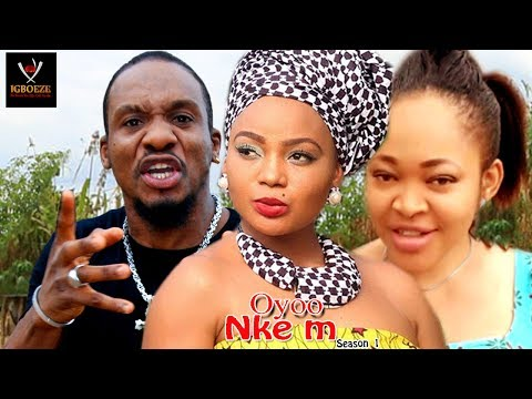 Oyoo Nkem Season 1 - 2017 Latest Nigerian Nollywood Igbo Movie Full HD