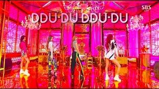 Video BLACKPINK - '뚜두뚜두 (DDU-DU DDU-DU)' 0617 SBS Inkigayo MP3, 3GP, MP4, WEBM, AVI, FLV Maret 2019