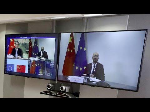 ΕΕ-Κίνα: Στα ύψη η διπλωματική ένταση