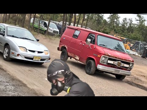 RED VAN CREEP CONFRONTED! 11 MAN CHAMPIONSHIP SCRAMBLE RUINS FRIENDSHIPS!
