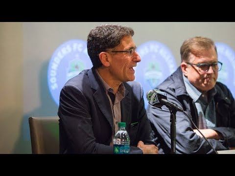 Video: Interview: Adrian Hanauer on the club's future business plans