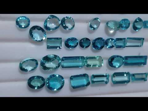 Aquamarine Gemstone - History | Identification | Crystal Healing | Value |  Treatment