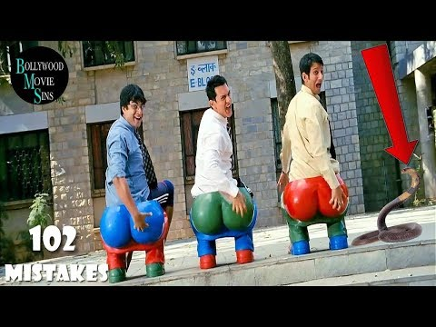 Video [EWW] 3 IDIOTS FULL MOVIE (102) MISTAKES FUNNY MISTAKES 3 IDIOTS AAMIR KHAN download in MP3, 3GP, MP4, WEBM, AVI, FLV January 2017