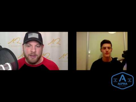S2E7: AJ Roberts On The Commonalities Of True Greatness - The Alpha Movement Podcast