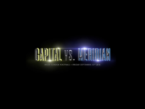 Capital vs. Meridian Football 9.13.2018