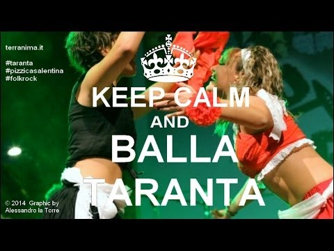 , title : 'BALLA TARANTA Official Videoclip HD Pizzica Salentina Taranta Hit Musica Italiana 2014 by terrAnima'
