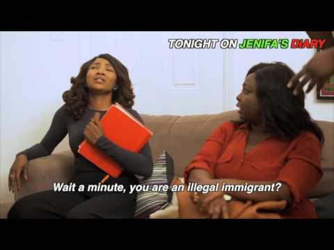 JENIFA'S DIARY SEASON 7 EPISODE 10 -Showing on NTA