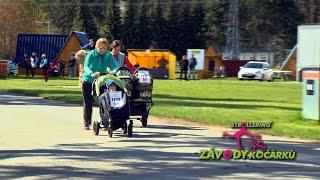6. STROLLERING závody kočárků proběhly i v Mohelnici
