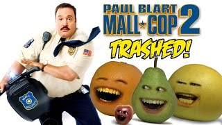 Nonton Annoying Orange   Paul Blart Mall Cop 2 Trailer Trashed   Film Subtitle Indonesia Streaming Movie Download