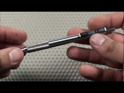 Zebra F-701 Pen Review by TheUrbanPrepper