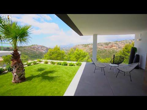 От 290000€/Элитные квартиры в Испании/Недвижимость у моря на Коста Бланке/Кумбре дель Соль/Морайра