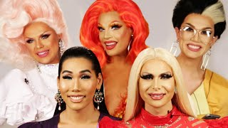 "Video The Queens Of ""RuPaul's Drag Race All Stars 4"" Take A BuzzFeed Quiz MP3, 3GP, MP4, WEBM, AVI, FLV Desember 2018"