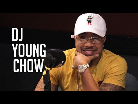 DJ Young Chow Talks about His New Music Video, Carnival, and his Instagram Pictures W/ Ebro In The Morning
