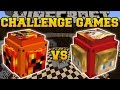 Minecraft: PRESTONPLAYZ VS LACHLAN CHALLENGE GAMES - Lucky Block Mod - Modded Mini-Game