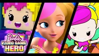 Nonton Barbie    Video Game Hero Official Full Trailer   Barbie Film Subtitle Indonesia Streaming Movie Download