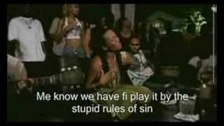 Tanya Stephens - It's A Pity  (with lyrics)