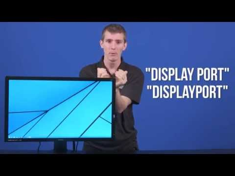 Display - HDMI, Displayport, DVI, VGA... I like acronyms as much as the next guy, but there's got to be a way to sort through the madness. ... OH! Linus. Buy Display C...