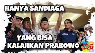 Video Pilpres 2019 : Hanya Sandi Yang Bisa Mengalahkan Prabowo. Ini Analisanya... MP3, 3GP, MP4, WEBM, AVI, FLV April 2019