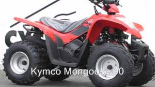 8. Kymco Mongoose 90 NEW KIDS ATV NJ KYMCO QUADS NJ
