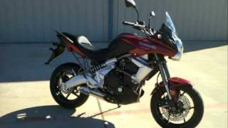 2. Overview and Review: 2011 Kawasaki Versys 650