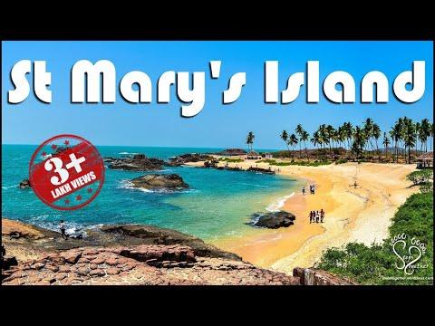 St Mary's Island | Malpe to St Mary's Boat Ride | Udupi Tourism | Karnataka Tourism | Steps Together