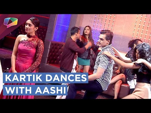 Naira Sees Kartik Dancing In A DRUNK State With Aa