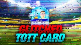 TODAY! We attempt to see what it is like to glitch a TOTT card on FIFA 17 Ultimate Team fully Super Juiced! ------------------- STAY ACTIVE FOR A FOLLOW ------------------- ►FOLLOW ME ON TWITTER: https://twitter.com/JordzCreations►FOLLOW ME ON INSTAGRAM: https://www.instagram.com/JordzCreations►ADD MY SNAPCHAT: JordzElliott►CHECK OUT MY BRAND NEW T-SHIRTS: https://shop.spreadshirt.net/JRDZ►BUSINESS ENQUIRIES: zertahh@gmail.comMY FIRST GLITCHED TOTT CARD! - FIFA 17 Experiment Ultimate Team