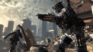 Call Of Duty Ghosts Multiplayer Gameplay