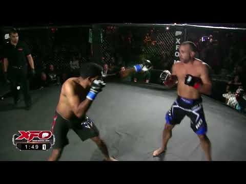 Shawn Stafford vs Aaron Brown