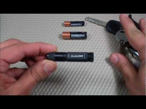 Відеоогляд ліхтарика Fenix E05 Cree XP-E R2 LED
