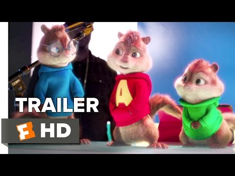 Alvin and the Chipmunks: The Road Chip Official Teaser Trailer #1 (2015) - Comedy Movie HD