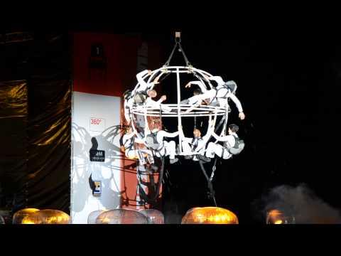 Золотая карусель 28.09.2014 Коломна Россия 360 Часть 2 (видео)
