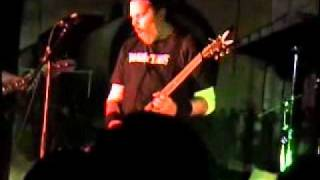 WARCHEST - Fear of The Machine ( Live San Antonio 13/08/2011)