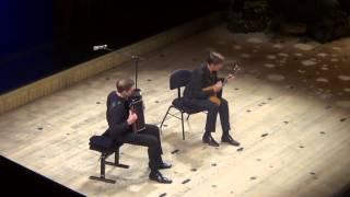 Danse du Sabre à l'Opéra de Vichy
