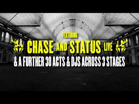 chaseandstatustv - Bass Culture: Alexandra Palace, London: 25/11/2011 Lock N Load Events in conjunction with UKF, present the biggest celebration of bass driven music taking pl...