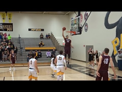 XAVIER FOSTER SCORES 22 POINTS INCLUDING THREE MONSTER DUNKS!!