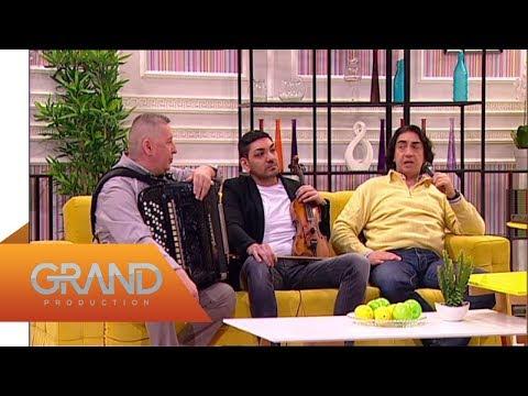 Acko Nezirovic i Meneka - Gostovanje - Grand Magazin - (TV Grand 08.02.2018.)