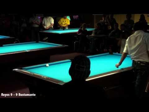 Edgie's Billiards Efren Reyes vs Francisco Bustamante Part 4 (видео)